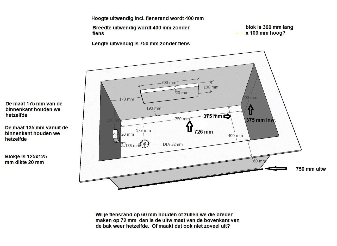 Watermeterput op verzoek van Ymere