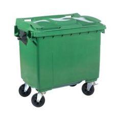 Afvalcontainer op wielen