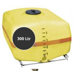 Opslagtank Horizontaal 300 liter