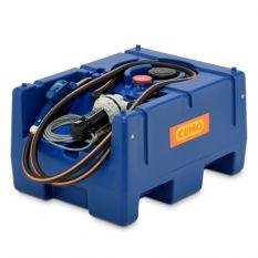AdBlue Brandstoftank voor Transport met Elektropomp 12V 125L