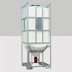Silo Vloeistof Rechthoekig 2080 liter