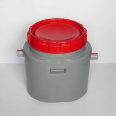 Mobiele Vetafscheider 32 Liter