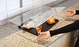 Plexiglas stofkap/beschermkap voor brood