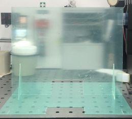Balie spatscherm en kuchschotten 3mm