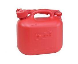 Jerrycan voor brandstof 5 liter | Naturel