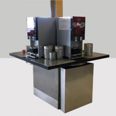 Koffie Plateau Lekbak