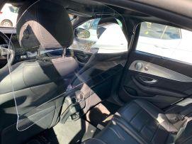 Taxischerm | Mercedes E-Klasse