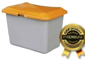 Container voor o.a. zoutopslag en zandopslag 400L