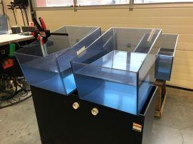 Transparante PVC Bak