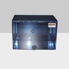 Transparante watertank van PVC