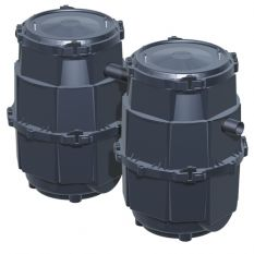 Vetafscheider Basic G Deelbaar NG 0.5 (92 Liter)