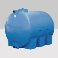 Opslagtank Horizontaal Rond 500L