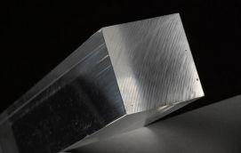 Vierkante Staf Plexiglas 25mm x 25mm (Gegoten)