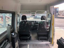 Taxischerm | Volkswagen Transporter