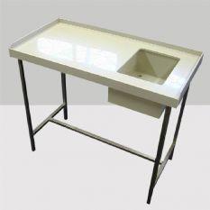 Werktafel met Afvoer