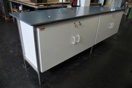 Werktafel met Onderkast