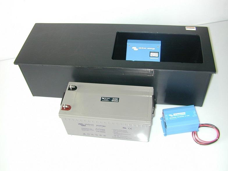 Onze nieuwe Baterijbox
